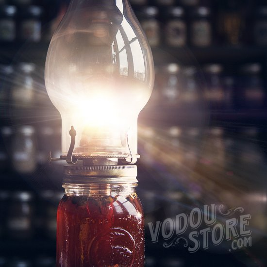 Hoodoo Lamp Magic