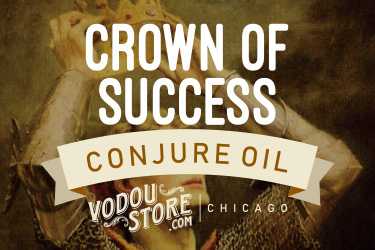 Crown of Success Oil : The Vodou Store
