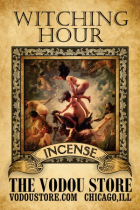 Witching Hour Incense