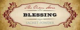 Blessing Sachet Powder