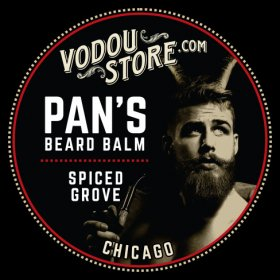 Pan's Beard Balm - Spiced Grove