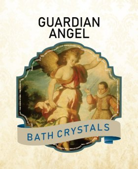 Guardian Angel Bath Crystals