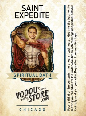 St. Expedite Bath