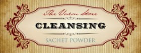 Cleansing Sachet Powder