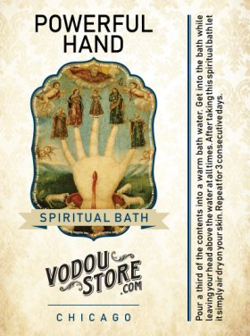 Powerful Hand Bath