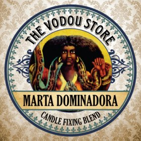 Marta Dominadora Candle Fixing Blend