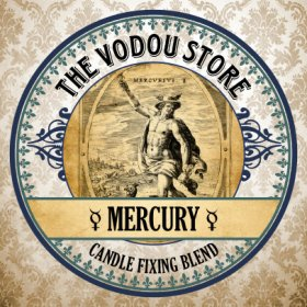 ☿ Mercury Candle Fixing Blend