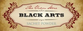 Black Arts Sachet Powder