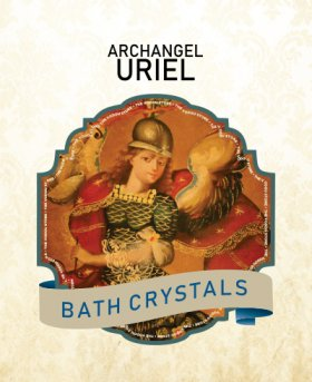 Archangel Uriel Bath Crystals