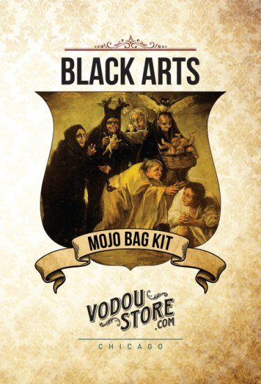 Black Arts Mojo Bag Kit