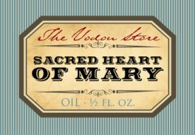 Sacred Heart of Mary Oil