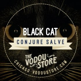 Black Cat Conjure Salve