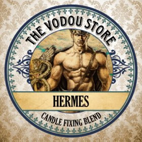 Hermes Candle Fixing Blend