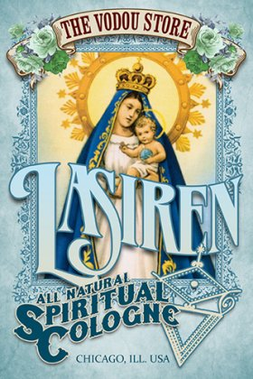LaSiren Spiritual Cologne