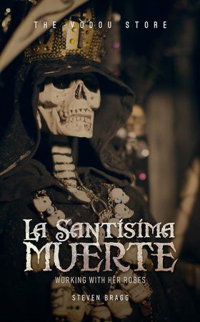'La Santisima Muerte - Working with Her Robes' Booklet