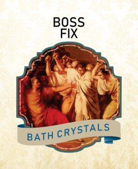Boss Fix Bath Crystals