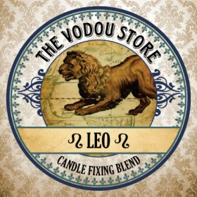 Leo Candle Fixing Blend