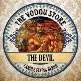 The Devil Candle Fixing Blend