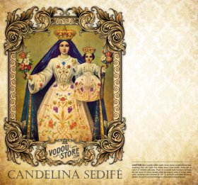 7-Day Candle Label - Candelita Cadife