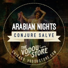 Arabian Nights Conjure Salve