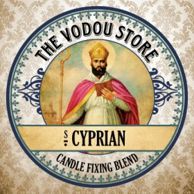St. Cyprian Candle Fixing Blend