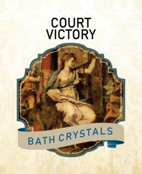 Court Victory Bath Crystals
