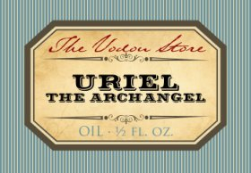 Uriel the Archangel Oil