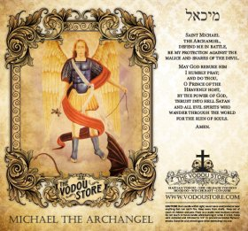 7-Day Candle Label - The 7 Archangels (Bundle)