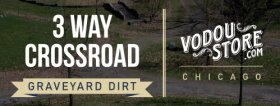 3-Way Crossroad Graveyard Dirt