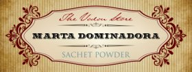 Martha Dominadora Sachet Powder