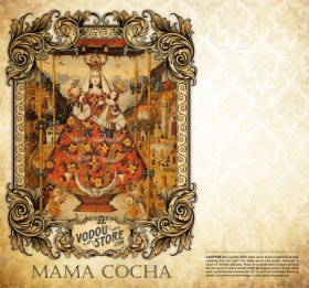 7-Day Candle Label - Mama Cocha