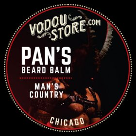 Pan's Beard Balm - Man's Country