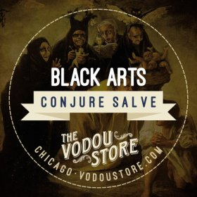 Black Arts Conjure Salve