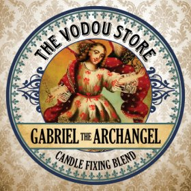 Gabriel the Archangel Candle Fixing Blend