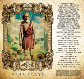 7-Day Candle Label - Babalu Aye