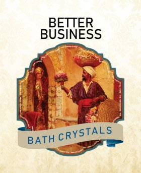 Better Business Bath Crystals