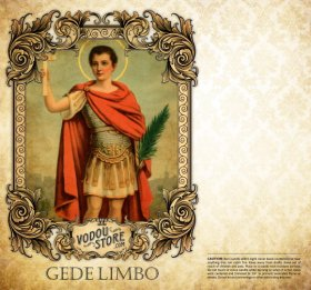 7-Day Candle Label - Gede Limbo