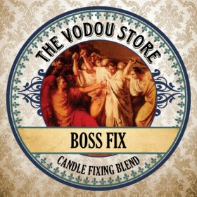 Boss Fix Candle Fixing Blend