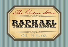 Raphael the Archangel Oil