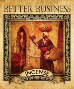 Better Business Incense