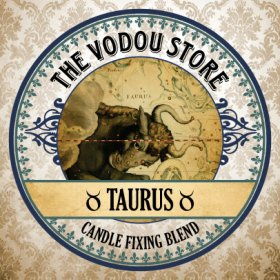 Taurus Candle Fixing Blend