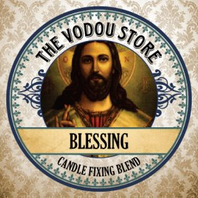 Blessing Candle Fixing Blend
