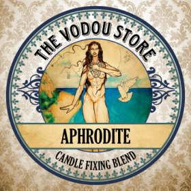 Aphrodite Candle Fixing Blend