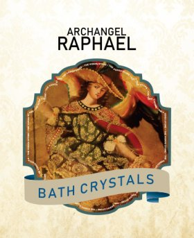 Archangel Raphael Bath Crystals
