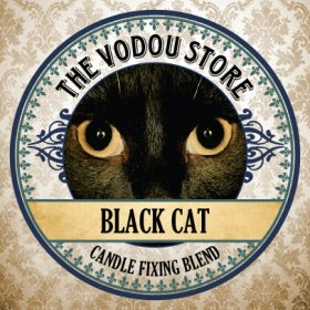 Black Cat Candle Fixing Blend