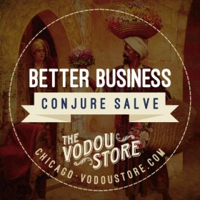 Better Business Conjure Salve