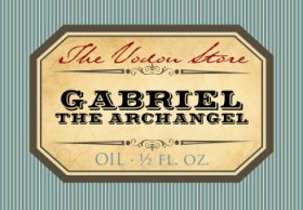 Gabriel the Archangel Oil