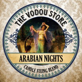 Arabian Nights Candle Fixing Blend