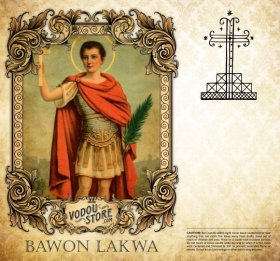 7-Day Candle Label - Bawon Lakwa
