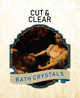 Cut & Clear Bath Crystals